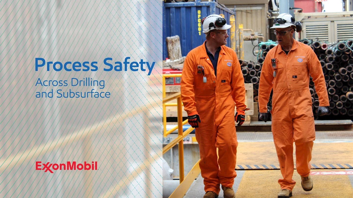 Process Safety Across Drilling & Subsurface