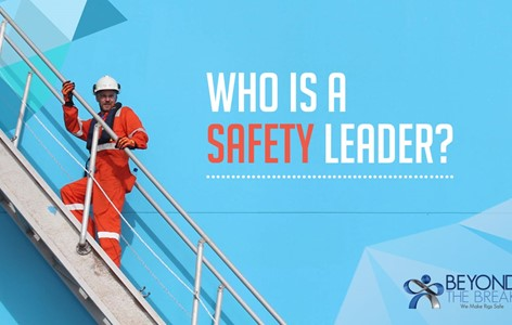 Who is a safety leader?